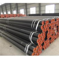 Wholesale ERW steel pipe for low pressure liquid delivery, such as water, gas, oil, or structure pipe, piling from china suppliers