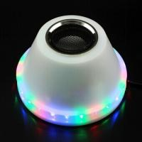 Quality Fashion New LED Bluetooth mini Speaker Stage Light for iphone/Samsung for sale