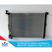 Wholesale Lexus RX400 3.3L 05-08 AT Auto Radiator Toyota Aluminum Car Radiators from china suppliers