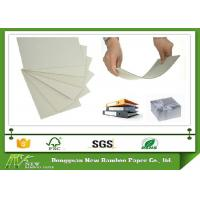 Wholesale Eco-Friendly Laminated Solid Hard Paper Grey Board Sheets for Box / Folders / Puzzle from china suppliers