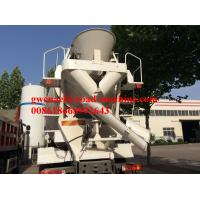 Wholesale SINOTRUK HOWO 6 x 4 Concrete Mixer Truck 12m3  mixer tank volume LHD from china suppliers