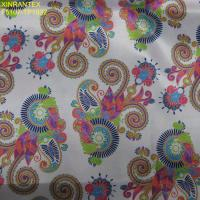 Wholesale F5107 shiny poly satin fabric from china suppliers