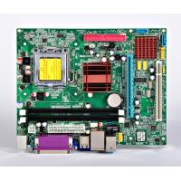 Quality Commercial Use Embedded Motherboard Intel LGA 775 DDR2 915 for sale