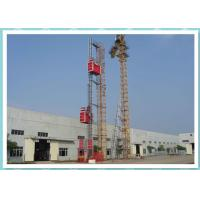 Wholesale Resident Construction Passenger Material Hoist With Frequency Control System from china suppliers