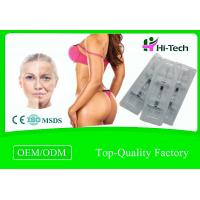 Wholesale 50cc / 1000cc Hyaluronic Acid Fillers Buttock And Breast Injections Sodium Hyaluronate Gel from china suppliers