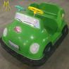 Wholesale Hansel 2018 amusement remote control plastic mini battery bumper car from china suppliers