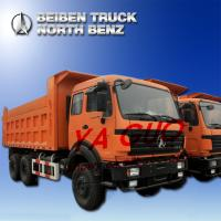 Wholesale BEIBEN(NORTH BENZ) 340HP 10WHEERLER 6X4 EURO3EGR DUMP TRUCK(ND3254B34 2534KY) from china suppliers