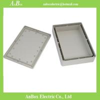 Buy cheap 235x165x45mm plastic enclosures electronics project enclosures manufacturer from wholesalers