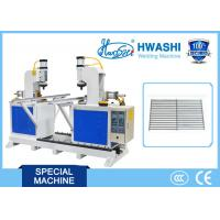 Wholesale HWASHI Automatic Double Head T Type Pipe / Wire Butt Welding Machine from china suppliers