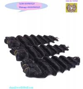 Wholesale Meikai Hair no shedding no tangle no dry Long Human Hair Ponytail hair extensions from china suppliers