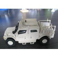 Wholesale Professional realistic polyresin collectors replica truck 3D Modelling Buildings from china suppliers
