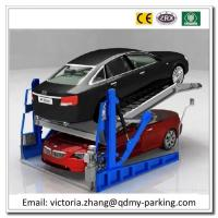 Wholesale Double Stack Parking SystemSmart Parking System/Parking System Project 2 Level Parking from china suppliers