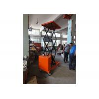 Wholesale Corrosion Resistance Manual Hydraulic Lift Orange With Heavy Duty Steel Construction from china suppliers
