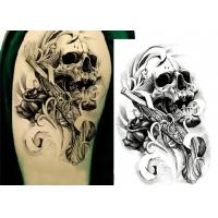Quality Decorative Tattoo Logo Face Temporary Fake Body Tattoo Stickers for sale