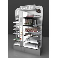 Wholesale OEM / ODM POS  Wooden Cosmetic Display Stands Free Standing from china suppliers
