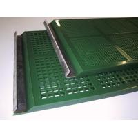 Wholesale Rubber Screening Mesh,Cross Tensioned Rubber Vibrating Screen,Urethane Screens from china suppliers