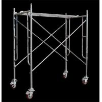 Wholesale H-Frame mobile Scaffold/Scaffolding Frame System with Hot Galvanized from china suppliers