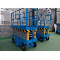 Wholesale Electric Mobile Hydraulic Scissor Lift Platform High Rise 5 Ton For Automotive Industry from china suppliers