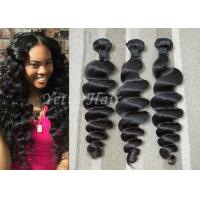 Wholesale Malaysian Hair Weave Bundles Loose Wave Hair Extensions Thick Hair Ends from china suppliers