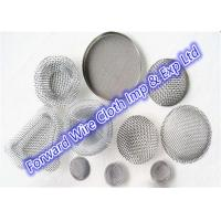 Wholesale stainless steel wire mesh further processing products can be customized from china suppliers