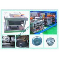 Wholesale Punching Aluminum Foil Container Mould With 2 Cavity / 3 Cavity from china suppliers