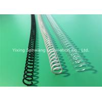 Wholesale 5/8 Inch Smelless Spiral Binding Coils 100 Pcs / Box For Notebooks from china suppliers