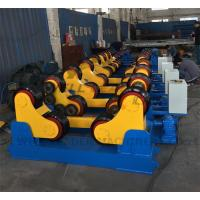 Wholesale Two Years Warranty Small Welding Rotator for Pipes , Tanks , Vessels, tubes production from china suppliers