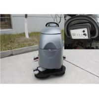 Wholesale Different Size Industrial Hard Floor Cleaner Machine , Warehouse Floor Cleaning Machine from china suppliers