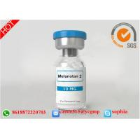 Wholesale MT-2 / MT2 Raw Growth Hormone Peptides Powder Melanotan II For Sexual Impotence / Tanning from china suppliers