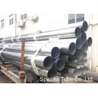 Wholesale Round Stainless Steel Pipe Schedule 40 , OD 1/4'' - 20'' Annealed Stainless Steel Tubing from china suppliers