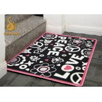 Wholesale Personal Printed Cartoon Living Room Floor Rugs Washable With SGS Certificate from china suppliers