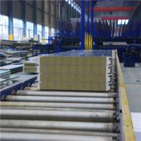 Wholesale Hydroponic Metal Sandwich Panels Insulated Metal Roof Panels Waterproof from china suppliers