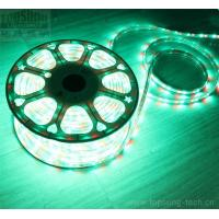 Wholesale 50m spool micro led strip 5050 waterproof 110V flexible ribbon RGB chasing light strips 60SMD/M from china suppliers