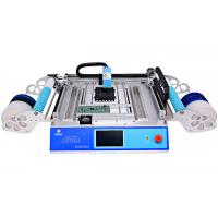 Wholesale All in one pcb pick and place machine smt 58 Feeders CHMT48VB from china suppliers