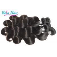 Wholesale Unprocessed Virgin Peruvian Hair Extensions Thick Ends Human Hair from china suppliers