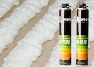 Wholesale 750ml Insulation Sealant Fireblock Pu Gap Filler Polyurethane Foam from china suppliers