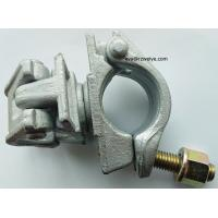 Wholesale 8.8 grade T- bolt flange nut 22mm forged swivel coupler  clamp from china suppliers