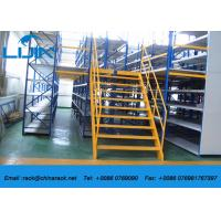 Wholesale Attic Rack Steel Pallet Racking Mezzanine Floors Customized Size Available from china suppliers