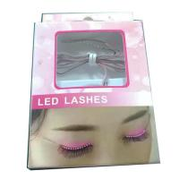 Wholesale Sound control led lashes led glowing false eyelashes Halloween Light Party Light from china suppliers