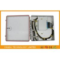 Wholesale Dust - proof 16 Port Optical Splitter Distribution Box Lgx Module Insert - Style from china suppliers