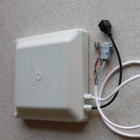 Wholesale 8Dbi Antenna Rfid Integrated Reader , Access Control Long Distance Rfid Reader from china suppliers
