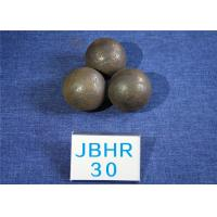 Wholesale Even Hardness 62-63HRC B2 D30MM Steel Balls For Ball Mill for Power Stations / Cement Plants from china suppliers