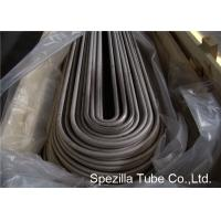 Wholesale ASTM A249 TP316L U Bend Pipe ,TIG Welded Stainless Steel Tubing from china suppliers