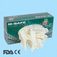 Wholesale Medical Disposable Latex Examination Gloves from china suppliers