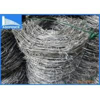 Wholesale Galvanized Razor Barbed Wire Mesh Rot Proof For Agriculture / Construction from china suppliers
