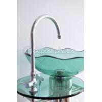 Wholesale Beautiful glass sink (BTF-D048) from china suppliers