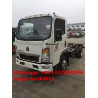 Wholesale SINO TRUK HOWO 4*2 LHD/RHD 35,000 baby chicks/ducks van truck for sale, HOWO baby chicks transported truck for sale from china suppliers