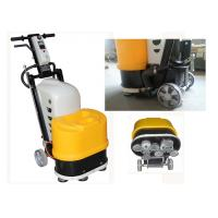 Wholesale Multifunction Stone Floor Polisher With Vacuum Port , concrete Floor Grinding Machine from china suppliers