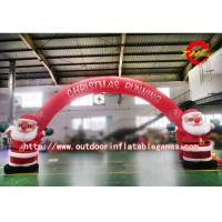 Wholesale Christmas Tree Decoration Inflatable Arch Advertising Inflatable Archways from china suppliers
