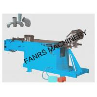 Wholesale Air Duct Hydraulic Elbow Pipe Machine With Two Working Positions With PLC System from china suppliers